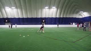 Jordan Nitto 2019 grad Winter Workout Highlights