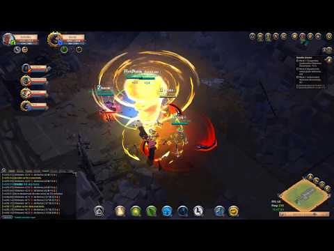 Albion Online HCE Level 10: Batalla Eterna