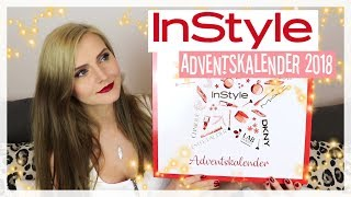 INSTYLE ❤ BEAUTY ADVENTSKALENDER 2018