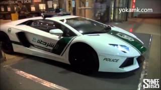 Dubai de Polis olmak