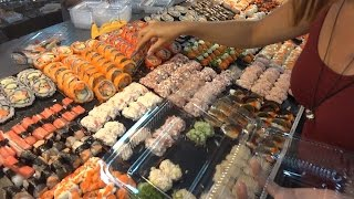 Сколько стоят суши на рынках Пхукета