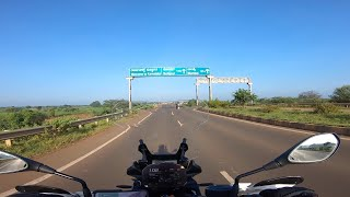 First BIG RIDE in a year!   Day 1   Goa Ride