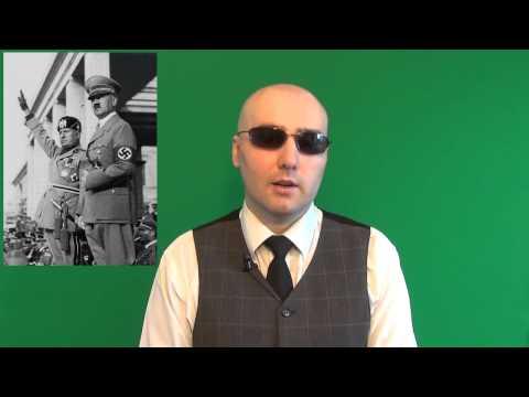Фашизм. Нацизм. Национализм. В чем отличие YouTube