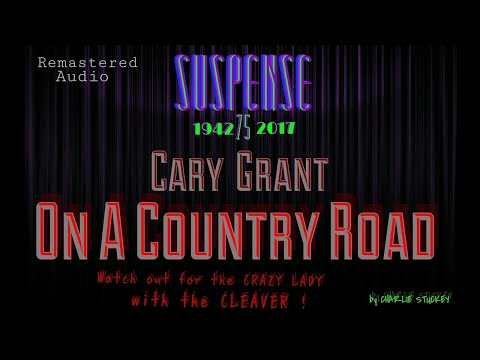 Crazy Lady w/MEAT CLEAVER is After Cary Grant! SUSPENSE Best Episode - Remastered Audio