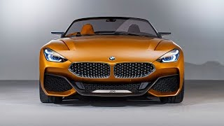 The Review Exterior Interior BMW Z4 (2018) Luxury Roadster, Sportier & More Aggressive