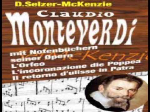 Opera L'Orfeo von Monteverdi