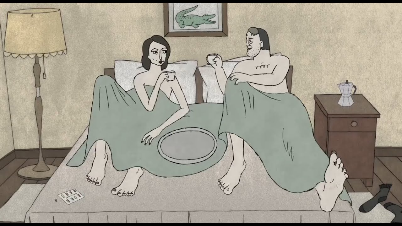 女子把一只鳄鱼当宠物,为了能养活它,不惜用自己的身体与肉店老板做交易