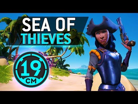 (18+) Лифчик, Jove, Odesskin и 19сантиметров - Sea Of Thieves