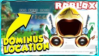 🔴 ROBLOX GETTING THE GOLDEN DOMINUS! CLUE IS OUT! DOMINUS LOCATION! (Ready Player One Event LIVE)