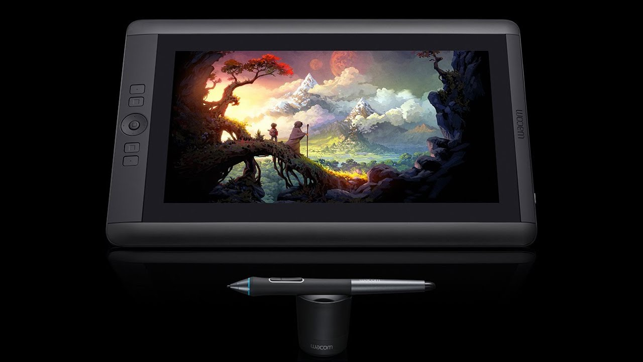Wallpaper Hd For Tablet 7 Inch Wacom Cintiq 13 Inch Hd Tablet Youtube