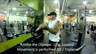 Loaded Movement & High Power Interval Training