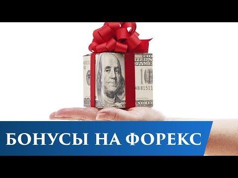 Бонусы брокеров на рынке Форекс
