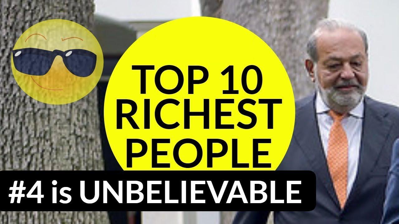 Top 10 rigeste mennesker i verden 2018 - Hvem er-2421