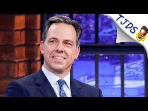 Jake Tapper Calls Out DNC's B.S. On Russia Hacking