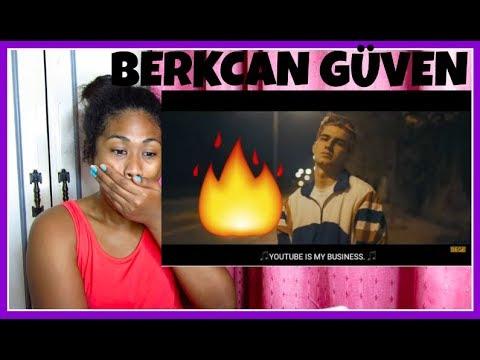 BERKCAN GÜVEN - YOUTUBE IS MY JOB! (DISS) | Reaction