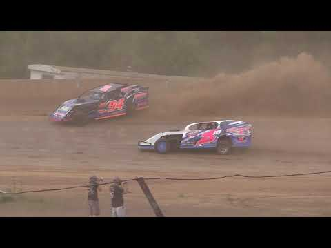 Legendary Hilltop Speedway Modified Heat Race 5-20-18