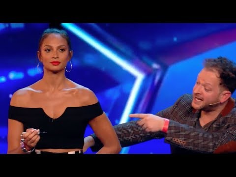 He Blows Judges' Minds Away With String and Alphabet Spaghetti!   Week 7   Britain's Got Talent 2017
