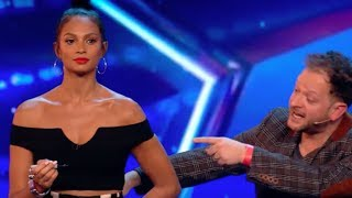He Blows Judges' Minds Away With String and Alphabet Spaghetti! | Week 7 | Britain's Got Talent 2017