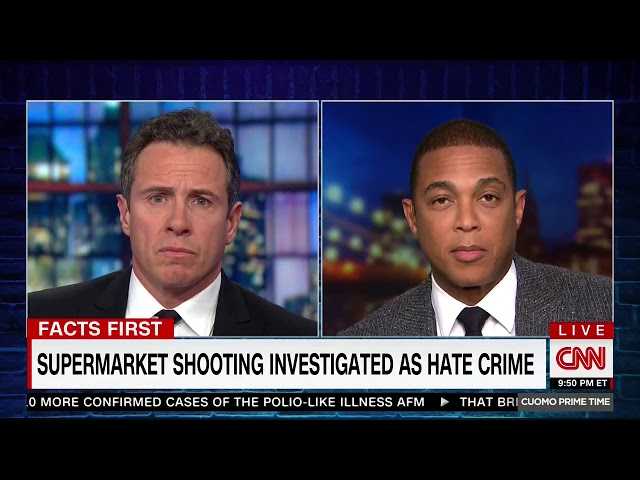 4b59699c7431 Don Lemon doubles down after calling white men  biggest terror threat  in  U.S. - The Washington Post