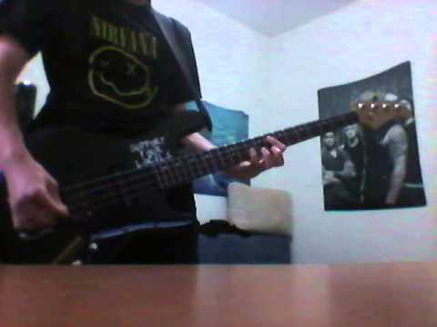 Toxicity - Bass Cover