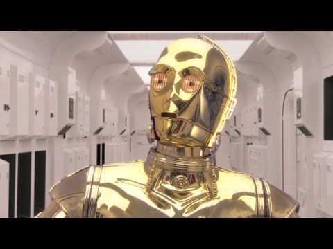 Sad Star Wars Droids PSA Doug Loves Movies - Doug Benson