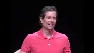 How to listen better - tips from a deaf guy | Stephen O'Keefe | TEDxStanleyPark
