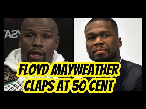 *Breaking News* Floyd Mayweather Wants ALL The Smoke With 50 Cent