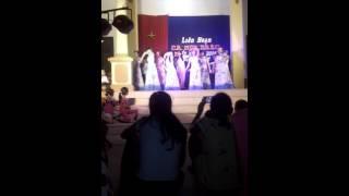 Bài múa Sức sống Trường Sa sinh hoạt hè thôn Khôi Vĩ Thượng 2016
