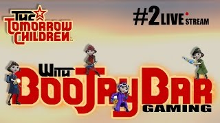 The tomorrow children gameplay/walkthrough Part 2 PS4 UK - BooJayBar Gaming  commentary let's play