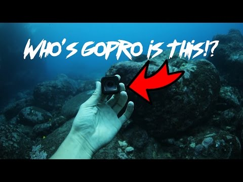 HELP ME FIND THE OWNER OF THIS GOPRO! (Big Island)
