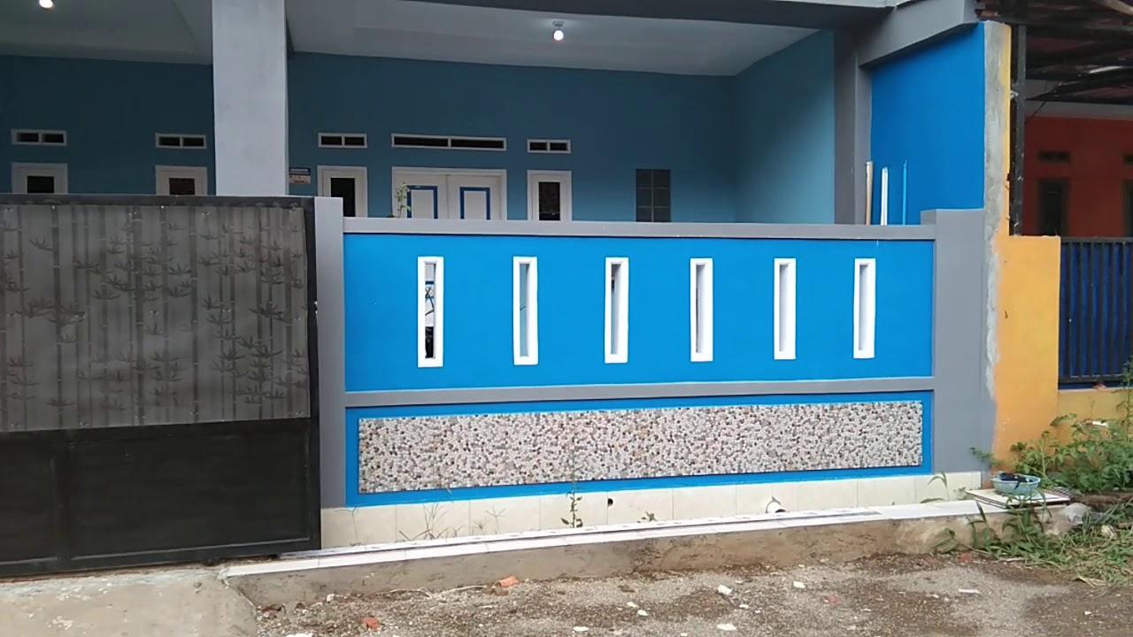 Full Renovasi Rumah Subsidi Type 36/72 - YouTube