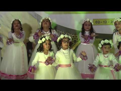 Poonilav Udhichitha...  Kids Malayalam Action Song
