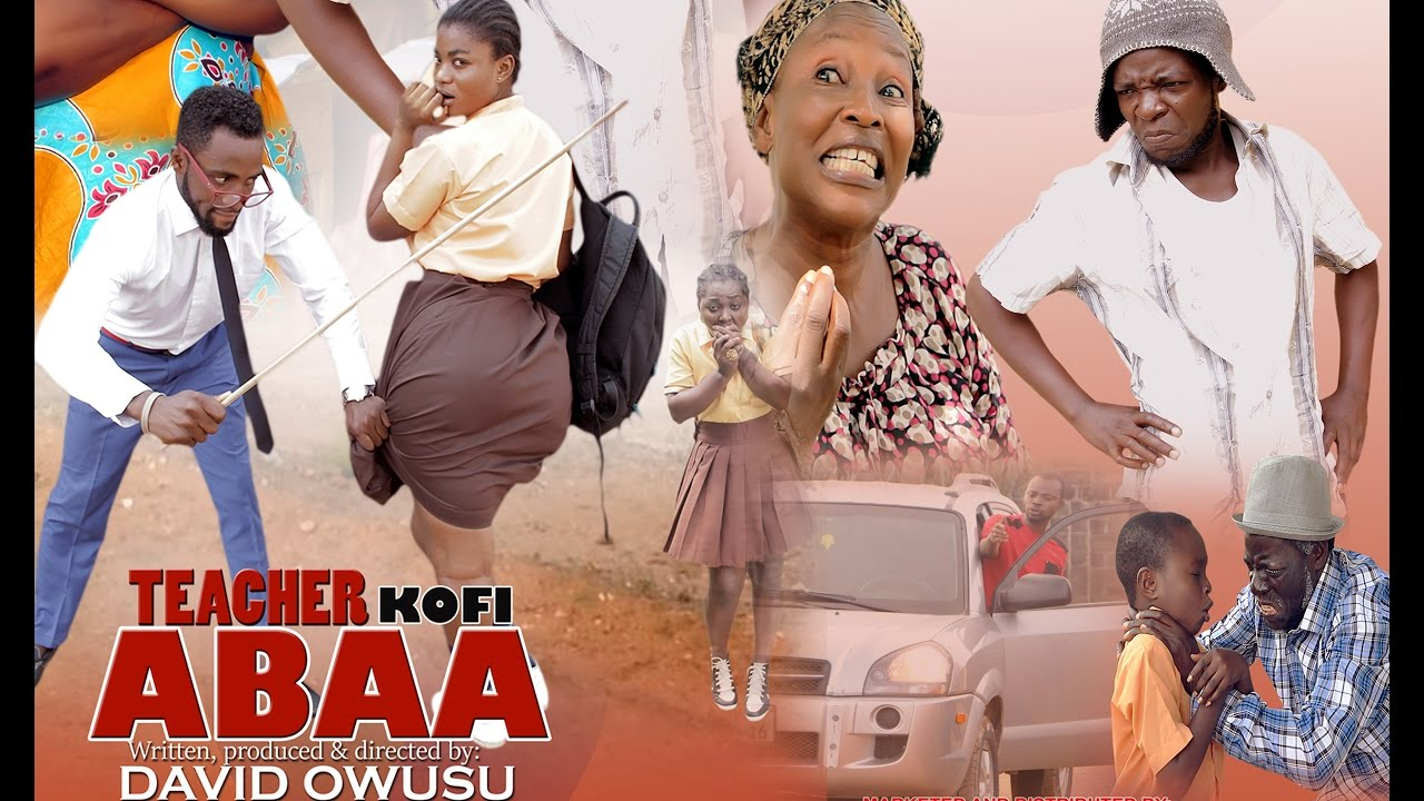 Download TEACHER KOFI ABAA PART 2 - GHANAIAN ASANTE AKAN 2016 TWI MOVIE