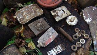 Нехоженое место! Раскопки по Второй мировой войне с металлоискателем