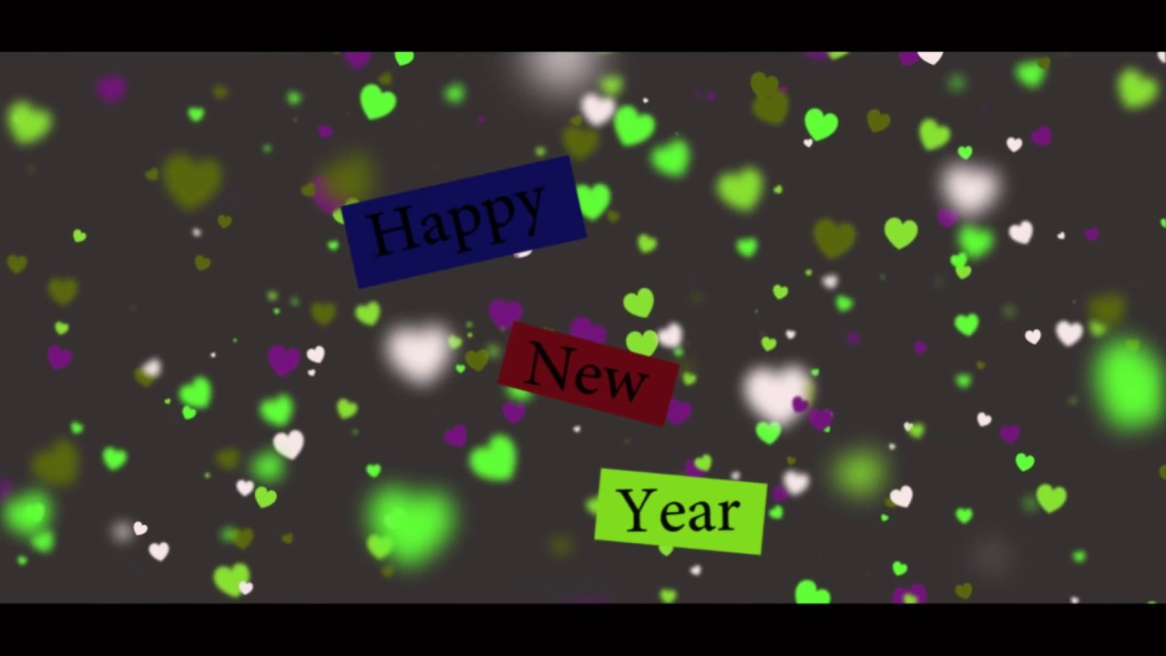 Happy New Year 2019 Happy New Year Whatsapp Status Video 2019