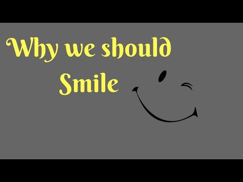 Pourquoi nous devrions sourire davantage - Le pouvoir du sourire!