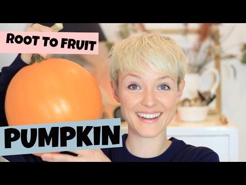 HOW I USE UP MY HALLOWEEN PUMPKIN   Zero Waste   Kate Arnell