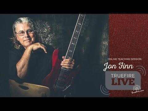 TrueFire Live: Jon Finn - Improv Target Notes
