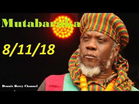Mutabaruka STEPPIN RAZOR 8/11/2018 | Mutabaruka Debate 2018