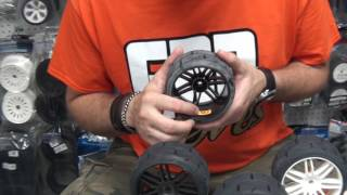 GRP 1/5th Scale Tires Explained