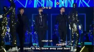 JYJ - I.D.S (I Deal Scenario) [eng + rom + hangul + karaoke sub]