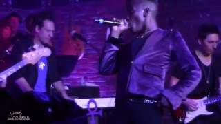 Soundcheck Live at Lucky Strike Live PRINCE tribute show (1st video)