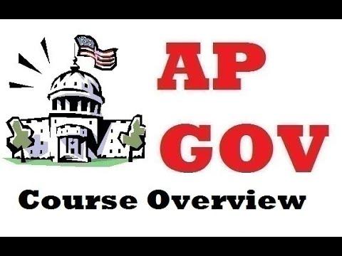 Last Minute Quick Review of AP Gov Course