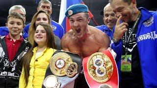 Денис Лебедев: Гассиев готовит войну в ринге. Я буду к ней готов | Чемпионат
