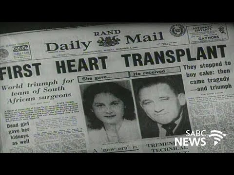 50th Anniversary Of First Human Heart Transplant