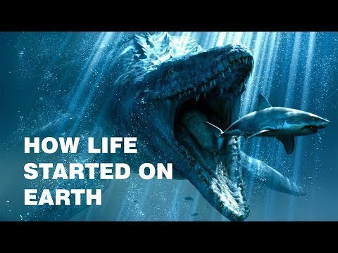 How Life Started on Earth - Documentary 2017 [HD]