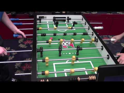 Tony Spredeman vs Ryan Moore OS final
