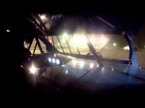 Ryan Gustin InCar - Cedar County Raceway (8/3/12) - USMTS Feature