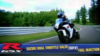 Suzuki GSX-R750 2011 Videos