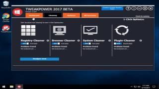 TweakPower Walkthrough